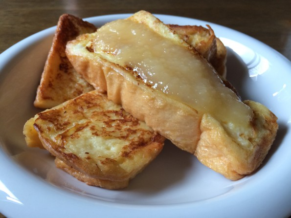 りんごバター7