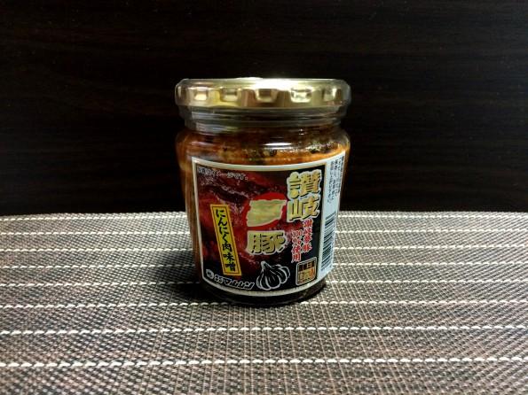にんにく肉味噌4